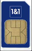 1&1 SIM Karte