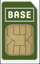 BASE SIM Karte