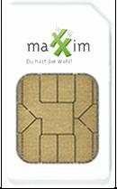 MaXXim-SIM-Karte