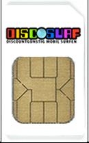 DISCOSURF SIM Karte