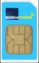 EDEKAmobil-SIM-Karte