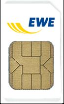 EWE SIM Karte