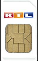 RTL SIM Karte