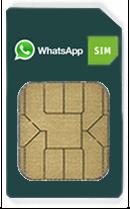 WhatsApp SIM Karte