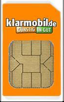 klarmobil.de-SIM-Karte