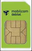 mobilcom-debitel SIM Karte
