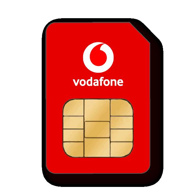 Vodafone SIM Karte