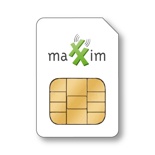 MaXXim SIM Karte