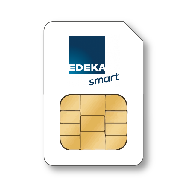 EDEKAmobil SIM Karte