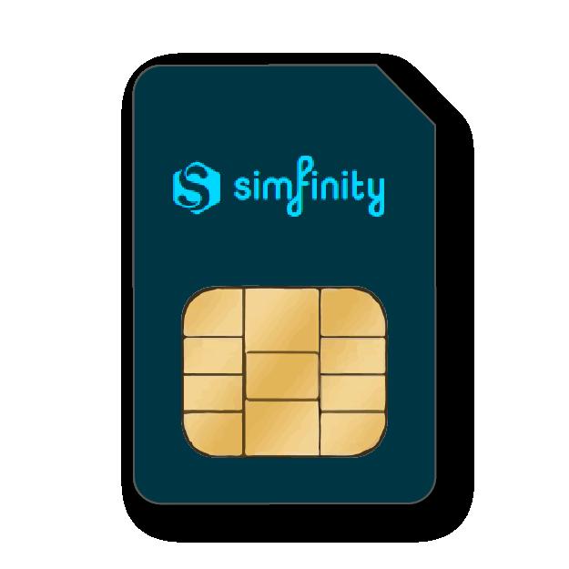 simfinity SIM Karte